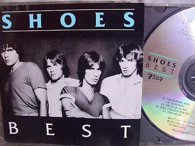 Shoes- Best- 22 Titel- Made in USA 1987- No
