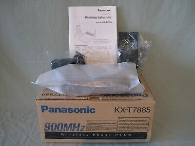 Panasonickx-t7885 900mhz Wireless Phone Base
