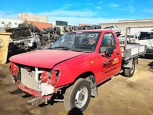 Wrecking 97 #Nissan #Navara D22 SCab #Ute MT RWD 160212 Port Adelaide Port Adelaide Area Preview