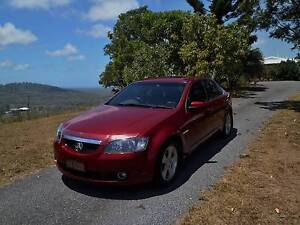 2007 Holden Calais Sedan Farnborough Yeppoon Area Preview