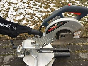 Murana MS250 10 Inch Sliding Compound Mitre Saw With Laser