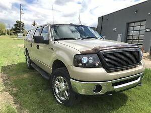 Steal of a Deal! Ford F-150 Crewcab 4x4