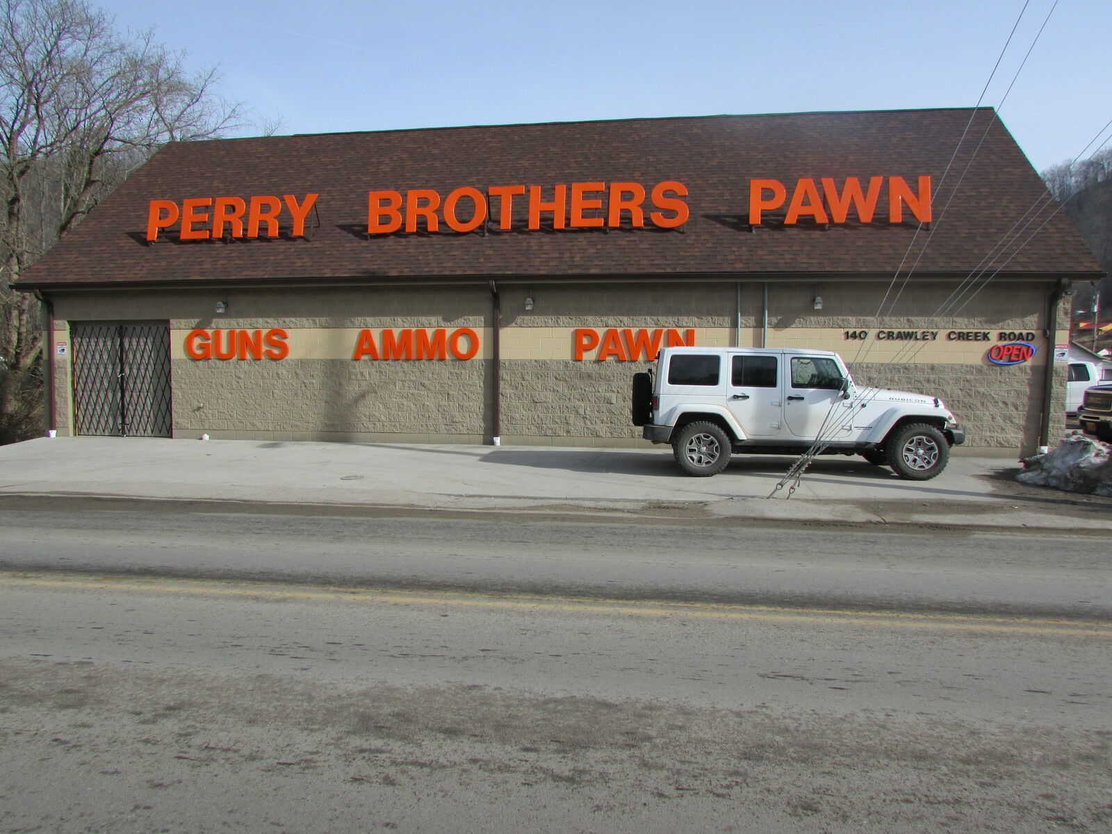 Perry Brothers Pawn