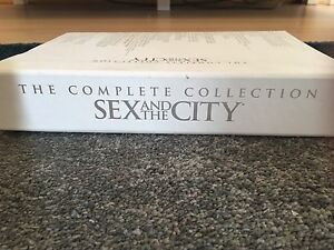 Sex and the city complete DVDs boxset Nollamara Stirling Area Preview