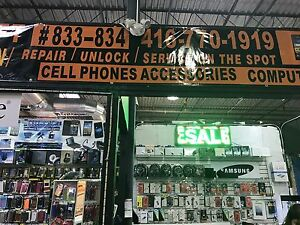 Cellphone business for sale