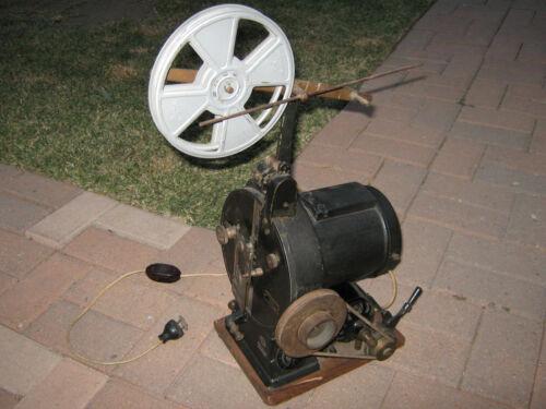 RARE antique 16mm FILM  ARRI MOVIE / MOTION PICTURE DUPLICATOR w/ Motor UHLER
