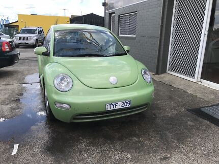 2004 Volkswagen Beetle Hatchback drive like new cheap $$$$$$$ Melton Melton Area Preview