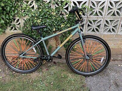 """Ammaco Refine Wheelie Bike.29"""" Wheels-15"""" Frame.Single Speed.Superb Condition."""