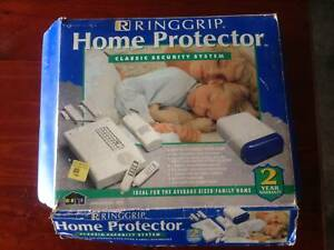 Ringgrip Home Protector Classic Alarm System HPS2. $15 the lot