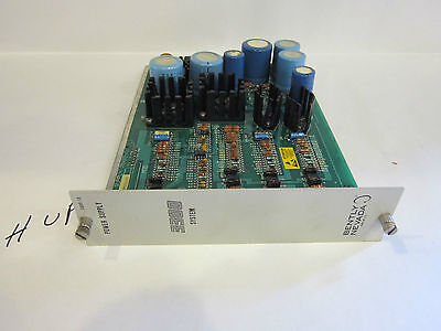 Bently Nevada 330010-01-02 Power Supply Plc Bentley 330010 System