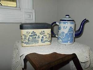 teapot and caddy Tallai Gold Coast City Preview