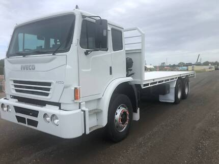 2010 IVECO ACCO TRAY TRUCK Brisbane City Brisbane North West Preview