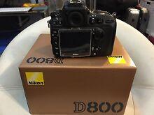 Nikon D800 Body Only Bankstown Bankstown Area Preview