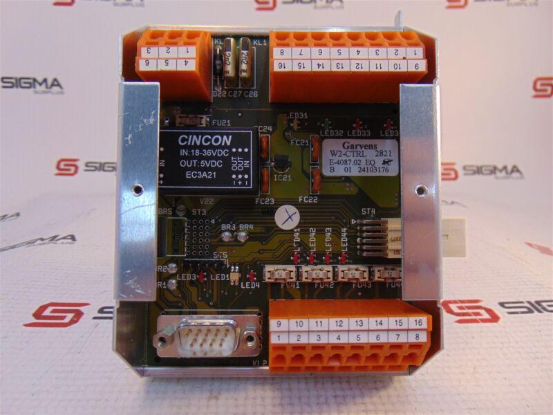Garvens W2-CTRL 2821 Control Module No Door