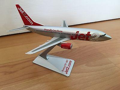 Jet2 Com Model Aircraft Boeing 737 300 Plane New