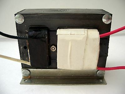 McCarron M-5312 3300Vac 3.3Kv Core and Coil Neon HV Transformer / Power Supply