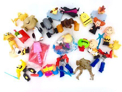 McDonalds Toys Mixed : Christmas Stocking Stuffers
