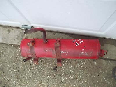 Massey Harris 22 Tractor Rowcrop Orgl Mh Hydraulic Oil Tank Reservoir Vent Cap