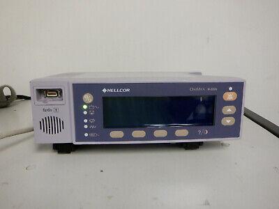 Nellcor Oximax N-600x Spo2 Pulse Oximeter Version 1.1.1.2