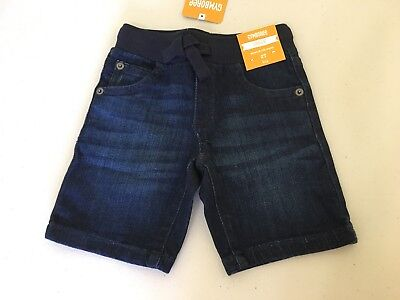 NWT Gymboree Boys shorts Pull on Jean Shorts Toddler and Kid Boy Sizes