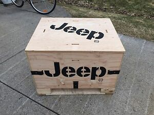 Jeep crate wrangler TJ Cherokee a must have