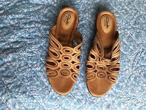 Clarks Wedges, size 11