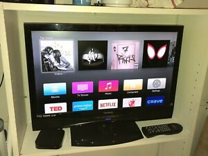 "ViewSonic 24"" 1080p full HD LCD TV / Monitor, all inputs!"