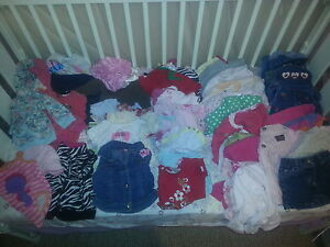 3-12 months girls lot