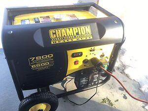 Generatrice champion