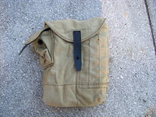 Surplus Russian 4 Cell Magazine Pouch Bag 4 Pockets Cold War Soviet USSR 7.62x39