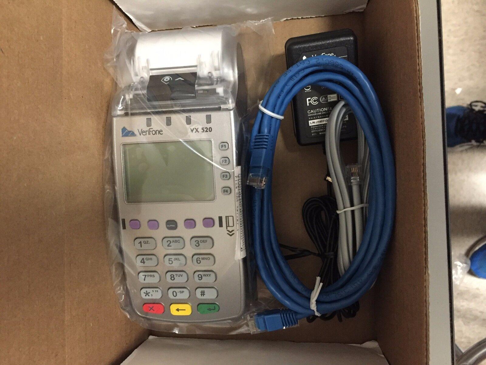 UPC 009969865224 - Verifone Vx 520 Ctls, Naa Dial/eth 128/32