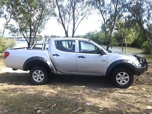 Mitsubishi triton 2013. Will trade