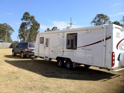 Jayco Stirling Caravan Caboolture Caboolture Area Preview