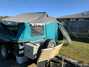 Off Road Camper Trailer Lammermoor Yeppoon Area Preview