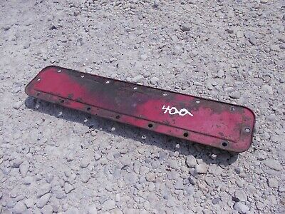 Farmall Ihc 400 Rc Tractor Engine Side Cover Water Jacket