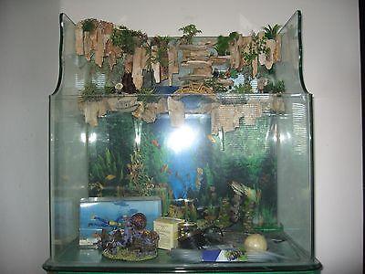custom aquariums kamisco. Black Bedroom Furniture Sets. Home Design Ideas