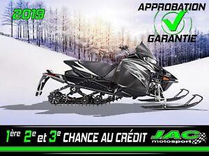2019 Arctic Cat ZR 8000 Limited ES 129 Defiez nos prix