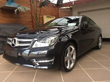 11/2014 Mercedes Coupe 3,800kms like new St Albans Brimbank Area Preview