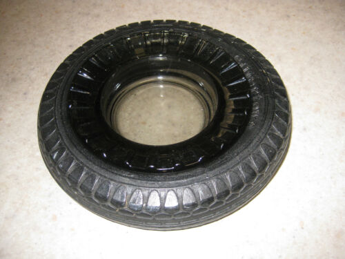 Vintage B.F. Goodrich Silverton Tire Ashtray