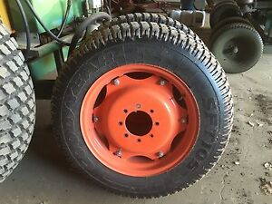 Turf tyres in excellent condition Richmond Hawkesbury Area Preview