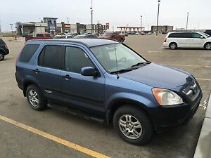 2002 Honda CR-V. Awd