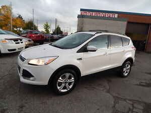 2013 Ford Escape  SE AWD LEATHER PANORAMIC SUNROOF NAVIGATION