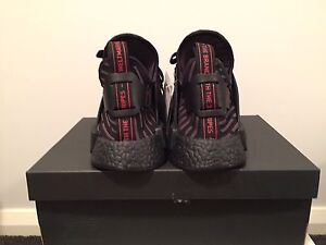 Adidas NMD XR1 triple/pirate black US9.5 Perth Perth City Area Preview