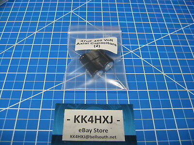 Sc - Gha Series - Axial Electrolytic Capacitors - 450v 47uf - 2 Pieces