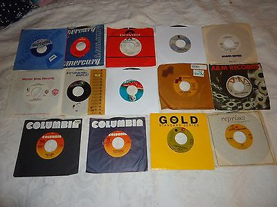 """VARIOUS ARTISTS-A LOT OF 70'S R&B / ROCK 7"""" 45 SINGLES ORIG. SLEEVE ALL VG+"""
