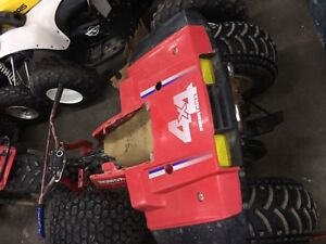 1986 to 1992 Honda trx 350 fenders