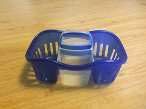 As new 2 in 1 shower/cleaning caddy