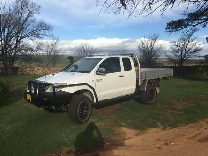 2006 Toyota Hilux Spacecab Cooma Cooma-Monaro Area Preview