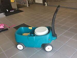 Wagon little tikes