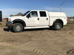 2004 Ford F-250 XLT 4X4 Alberta Registered